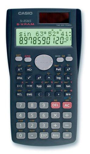 Der fx-85 MS Taschenrechner von Casio