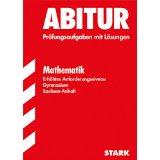 Die Stark-Reihe mit Abiturprüfungen in Sachsen-Anhalt