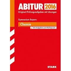 Chemie Abiturprüfungen