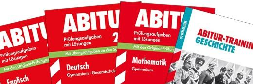 Abitur-Training 2015:  Bücher zum Lernen