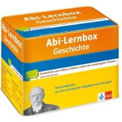 Klett Abi Lernbox Geschichte